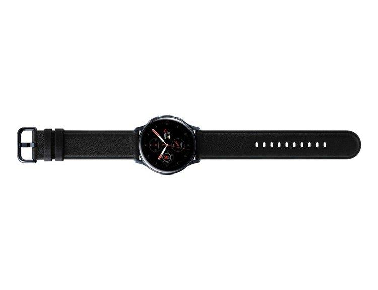 Samsung Galaxy Watch Active 2 Stal Czarny LTE 40mm | SM-R835FSKAXEO