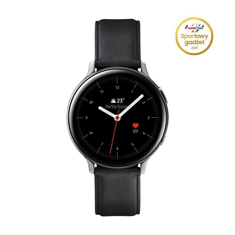 Samsung Galaxy Watch Active 2 Stal Srebrny LTE 44mm   SM-R825FSSAXEO