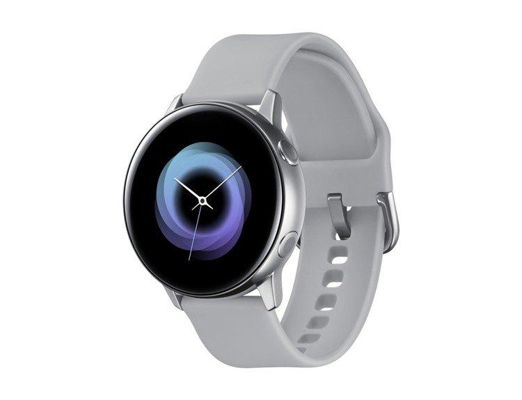 Samsung Galaxy Watch Active Srebrny   SM-R500NZSAXEO