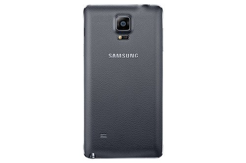 Samsung Tylna osłona Czarna do Galaxy Note 4 EF-ON910SCEGWW