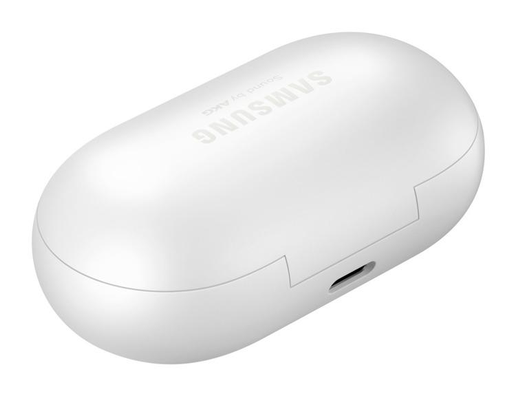 Słuchawki Bezprzewodowe Samsung BUDS Białe (SM-R170NZWAXEO)