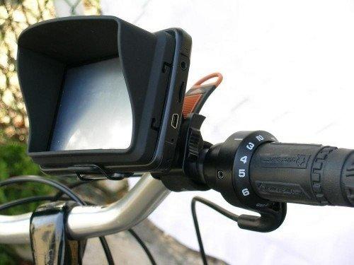 SmartGPS SBH100 uchwyt rowerowy do SG600 / SG700