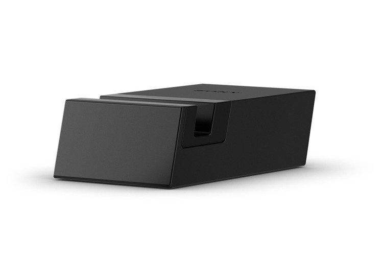 Stacja dokująca Sony DK52 Czarna do Xperia Z3+, Z4, Z5, X