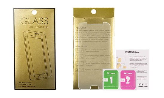 Szkło Hartowane Glass Gold do Nokia 6.1