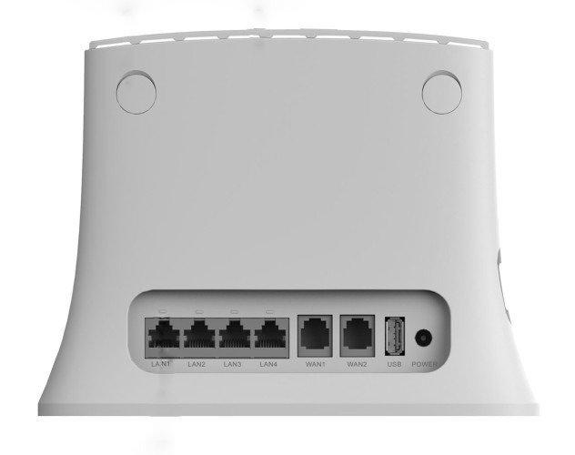ZTE MF283+ Biały Modem/Router LTE Cat4 z WiFi