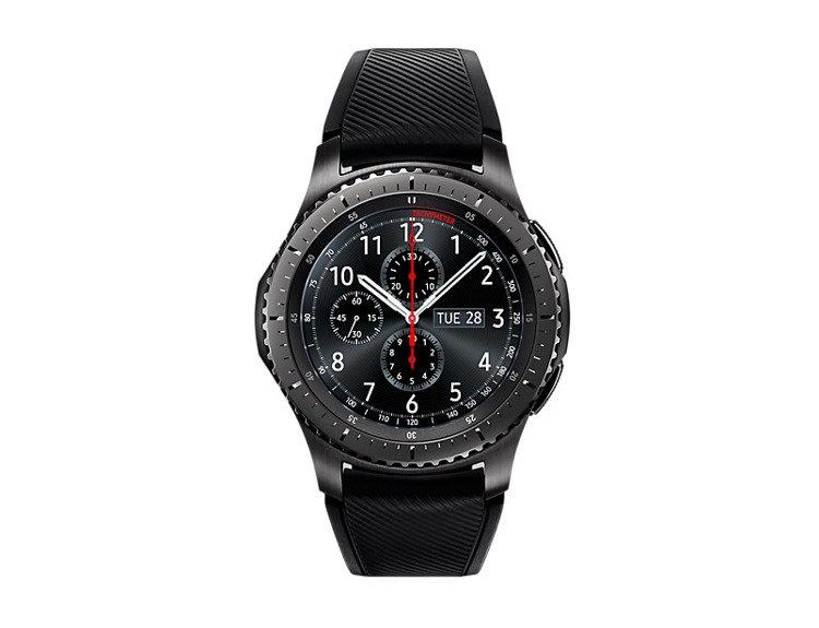 Zegarek Samsung Gear S3 Frontier Space Gray | SM-R760NDAAXEO