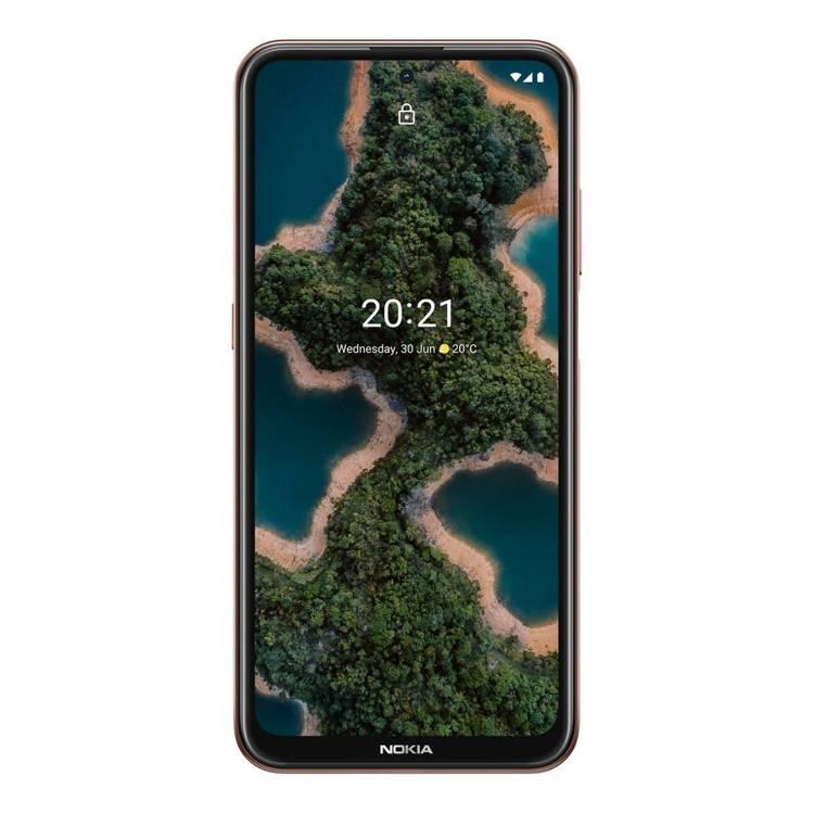 Zestaw Nokia X20 Dual SIM Piaskowy 8/128GB + Słuchawki Bluetooth Nokia BH-205