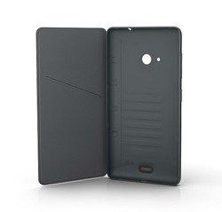 Flip Cover Microsoft CC-3092 Ciemny Szary do Lumia 535 / Lumia 535 Dual SIM