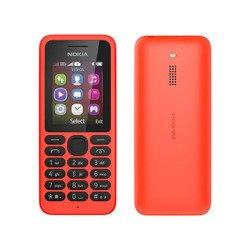 Nokia 130 Dual Sim Czerwona